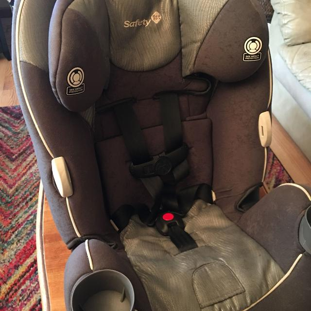 Safety 1st Ever Fit 3 In 1 Convertible Car Seat