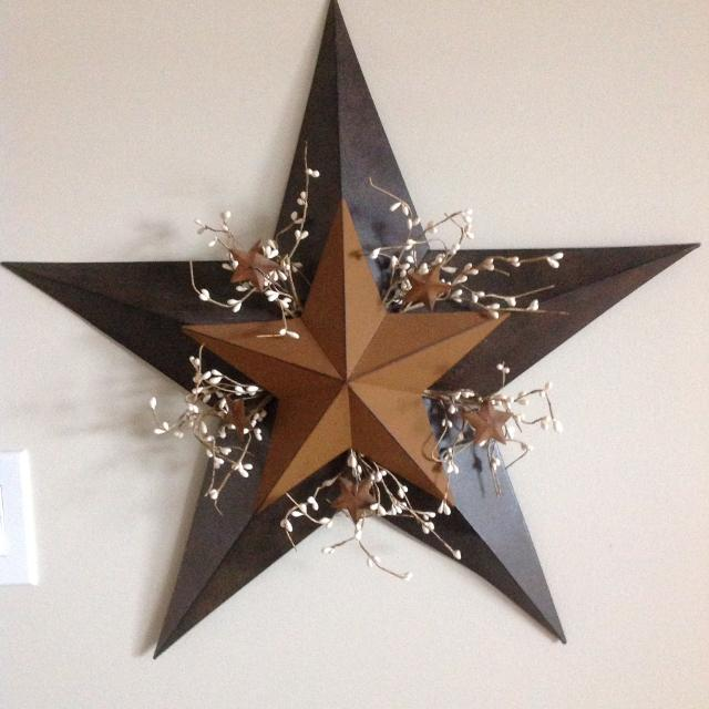 Find More Metal Star Decor For At
