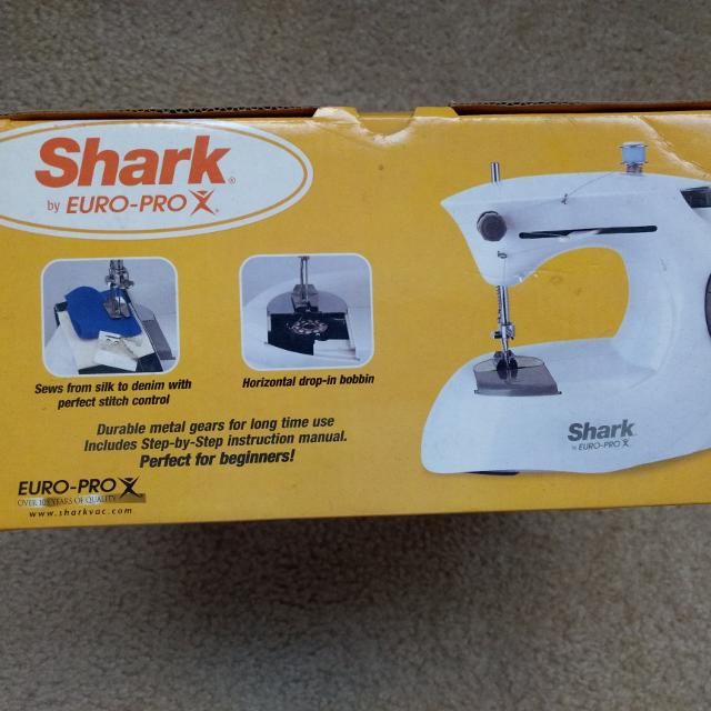 Find More Shark Euro Prox 40a Sewing Machine For Sale At Up To 40% Off Magnificent Euro Pro Denim And Silk Sewing Machine