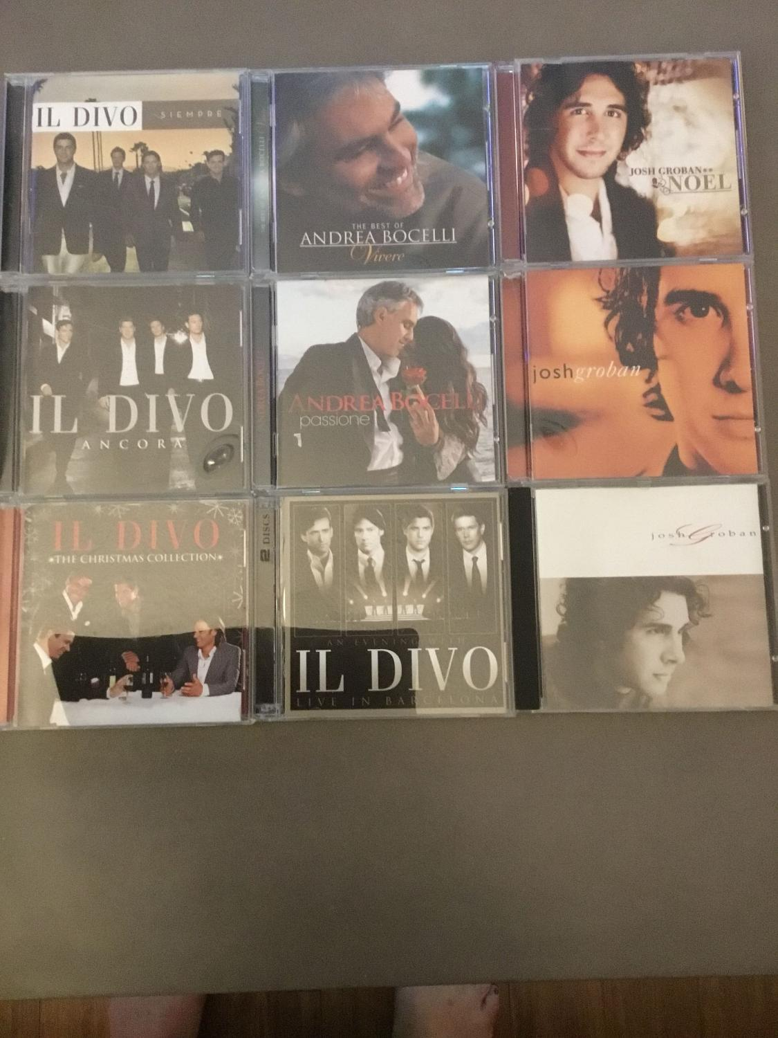 Best Cd\'s Il Divo And Josh Groban. for sale in Newmarket, Ontario ...