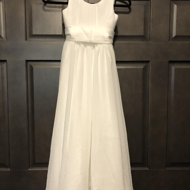 54a25437a Best Reduced Brand New Junior Bridesmaid Or Flower Girl Dress Size J8 for  sale in Winkler, Manitoba for 2019