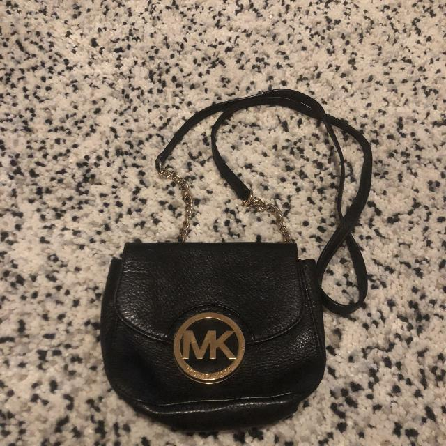 ee6c8fe9ac Best Small Black Leather Michael Kors Cross Body Bag for sale in Winter  Park