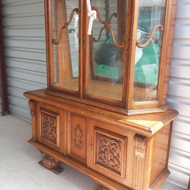 Antique China Cabinet - Best Antique China Cabinet For Sale In Princeton, Texas For 2018
