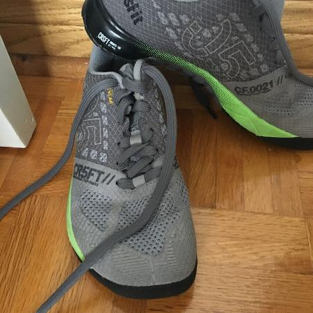 Reebok Nano 5.0 Crossfit Shoes Size 4... for sale  Canada