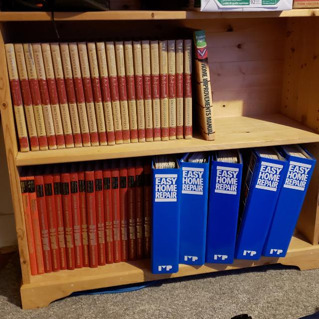 Find more handy persons do it yourself book collection for sale at handy persons do it yourself book collection solutioingenieria Gallery