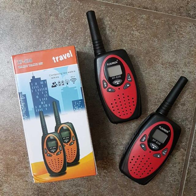 NEW!!! Walkie Talkie Set