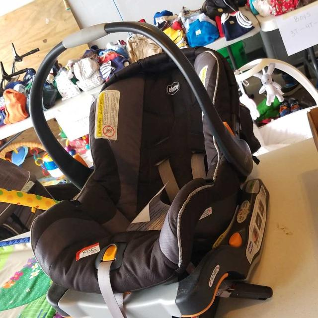 FREE Chicco Car Seat Expiration Date 5 21