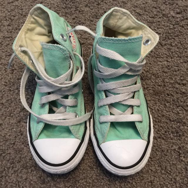 5a4702a746aa Best Vguc Size 12 Kids Chuck Taylor High Top Converse Shoes for sale in  Calgary