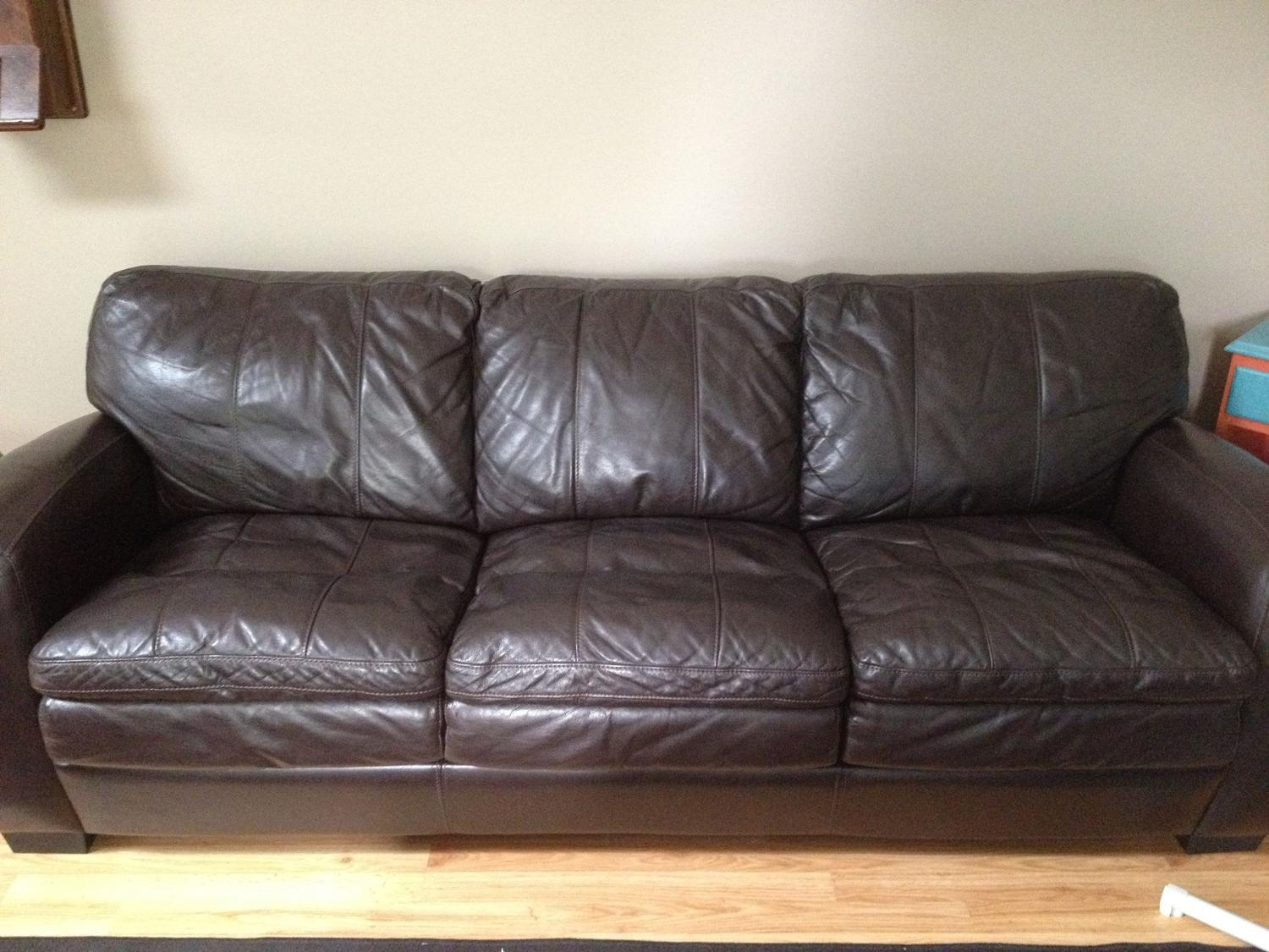Find More Leather Hideabed Sofa For Sale At Up To 90 Off
