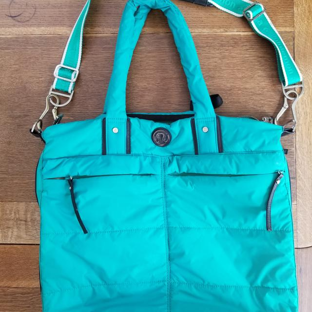 f819980653 Find more Lululemon Carry-all  Gym Bag for sale at up to 90% off