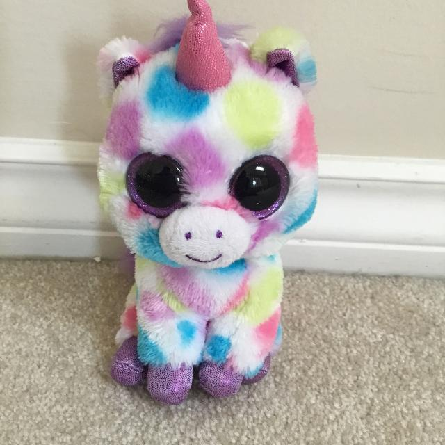 a35ff23811d Find more Beanie Boo (wishful The Unicorn) for sale at up to 90% off