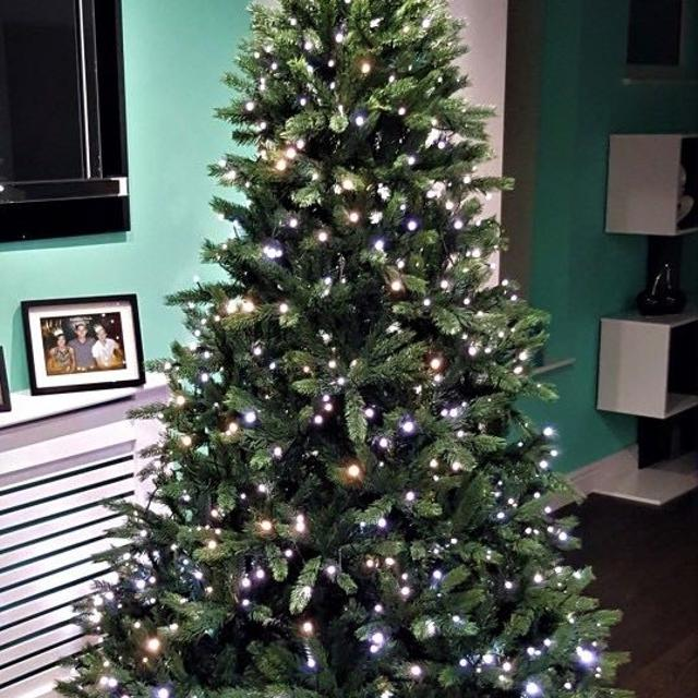 Christmas Tree pre - lit 7ft - Find More Christmas Tree Pre - Lit 7ft For Sale At Up To 90% Off
