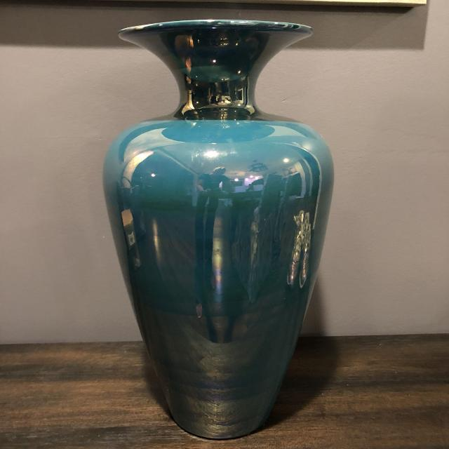 Best Large Teal Vase For Sale In Germantown Tennessee For 2018