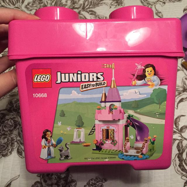find more lego juniors 10668 the princess play castle set for sale