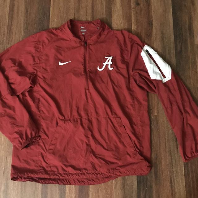 cargando escalada infinito  Best Men's Large Nike Alabama Windbreaker for sale in Mobile, Alabama for  2020