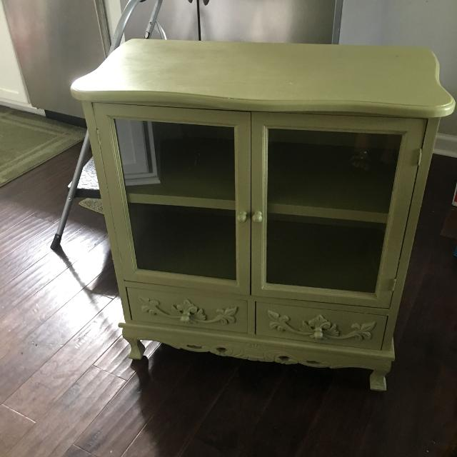 Find More Home Goods Cabinet No Holds