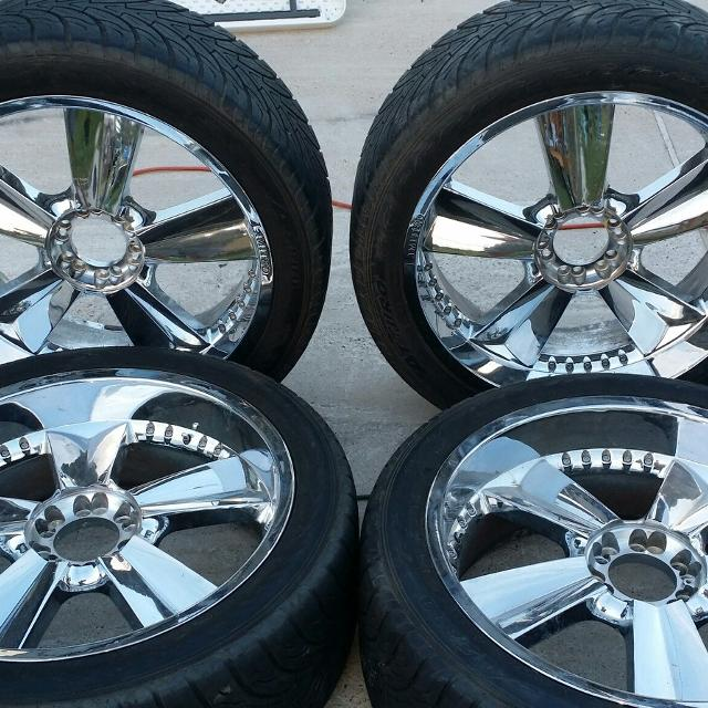 Best 24 Inch Wheels For Sale In Katy Texas For 2019