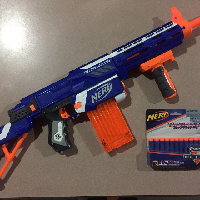 Find More Nerf Retaliator Modified For Sale At Up To 90 Off