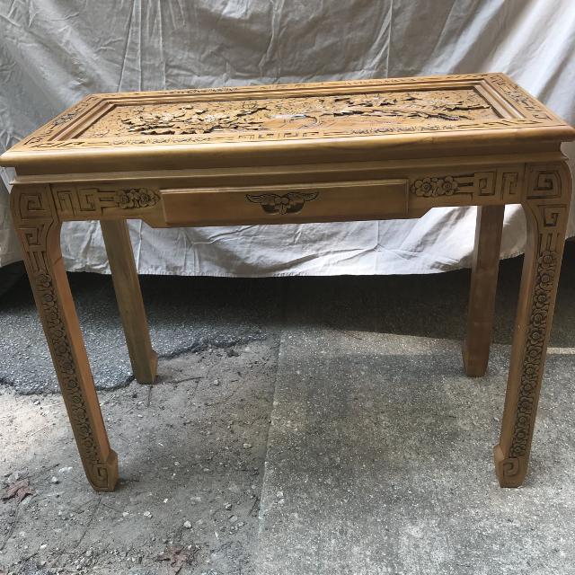 Oriental Sofa Table