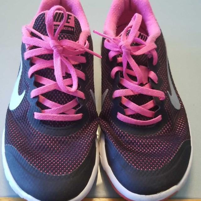 be8af37c7088 Find more Girls Nike Flex Experience Rn 4 Tennis Shoes for sale at ...