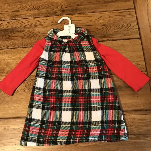 carters 12 month christmas dress - 12 Month Christmas Dress