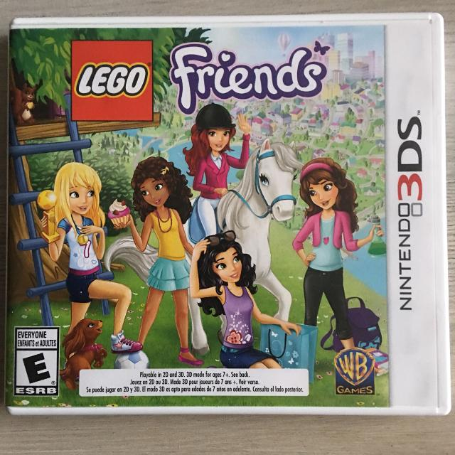 Find More Nintendo 3ds Game Lego Friends For Sale At Up To 90 Off
