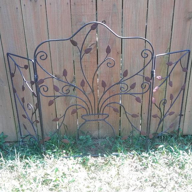 Find More Decorative Wrought Iron Fireplace Screen For Sale At Up To