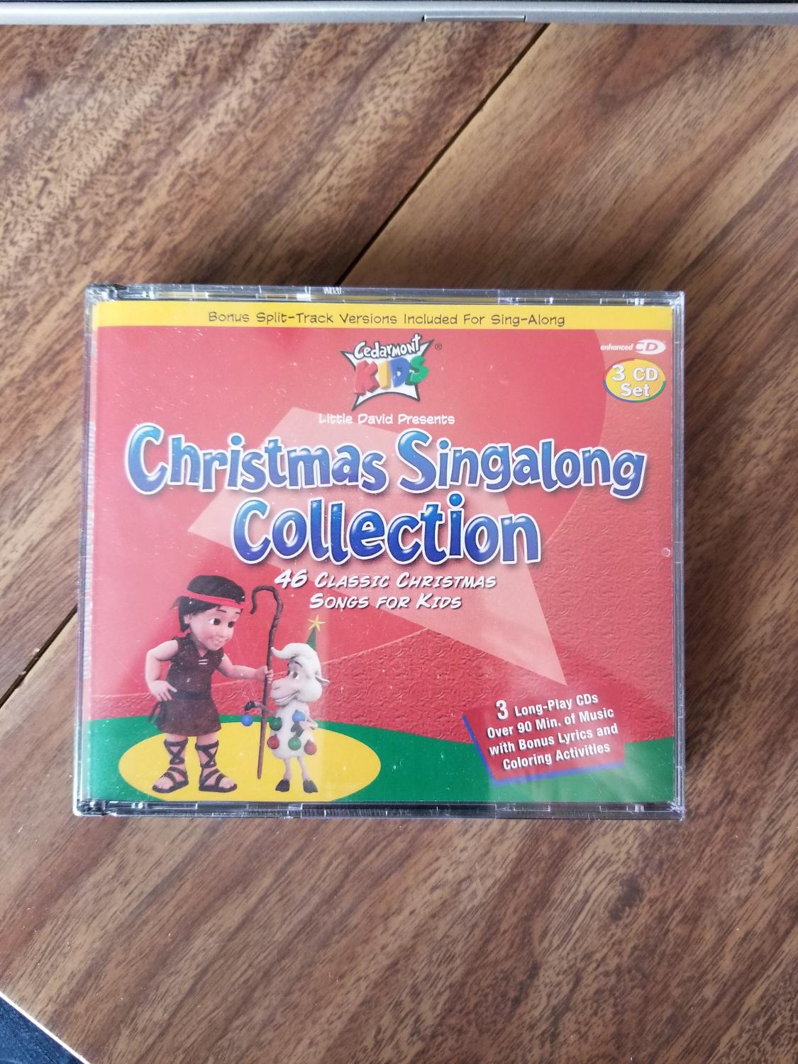 Best Christmas Cd Collection For Kids for sale in Airdrie, Alberta ...