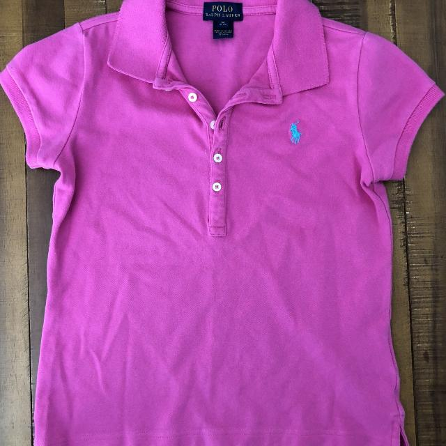 b32c70f61 Find more Girls 8-10 Polo Ralph Lauren Collared Shirt for sale at up ...