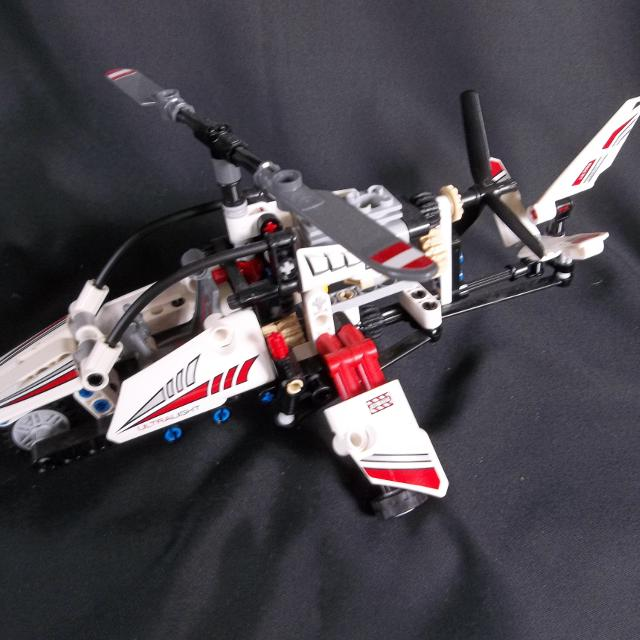 Best Lego Technic Ultralight Helicopter 42057 For Sale In Morton