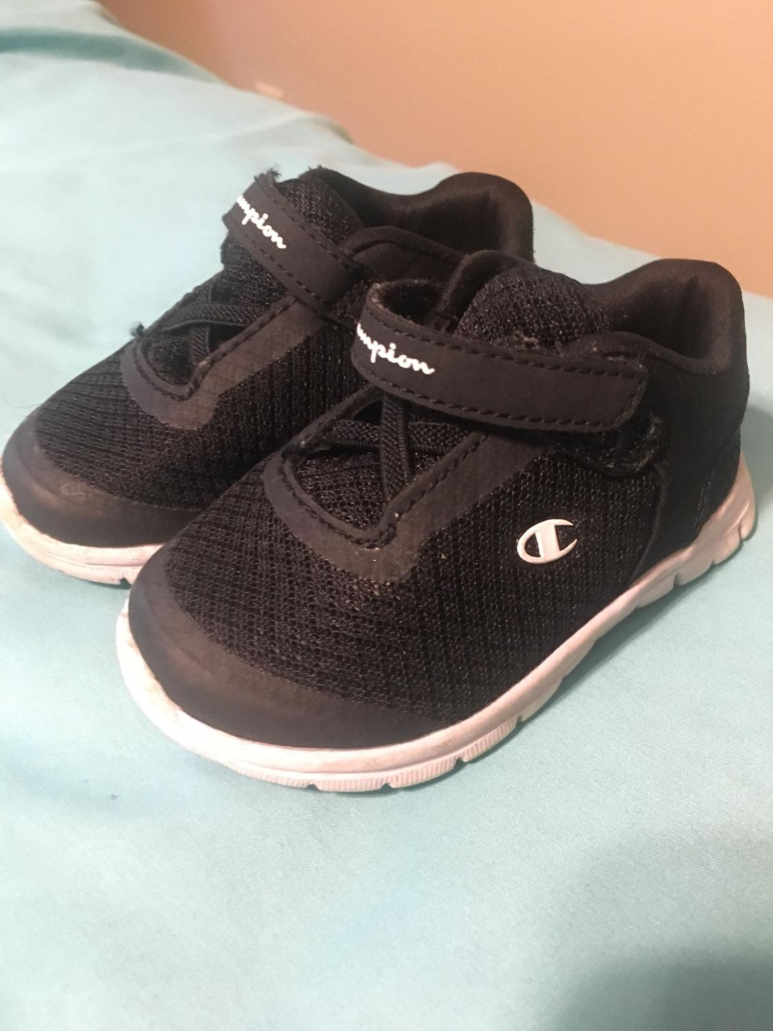 2b63677659aa02 Best Champion 4 Wide Toddler Tennis Shoes for sale in Jefferson City ...