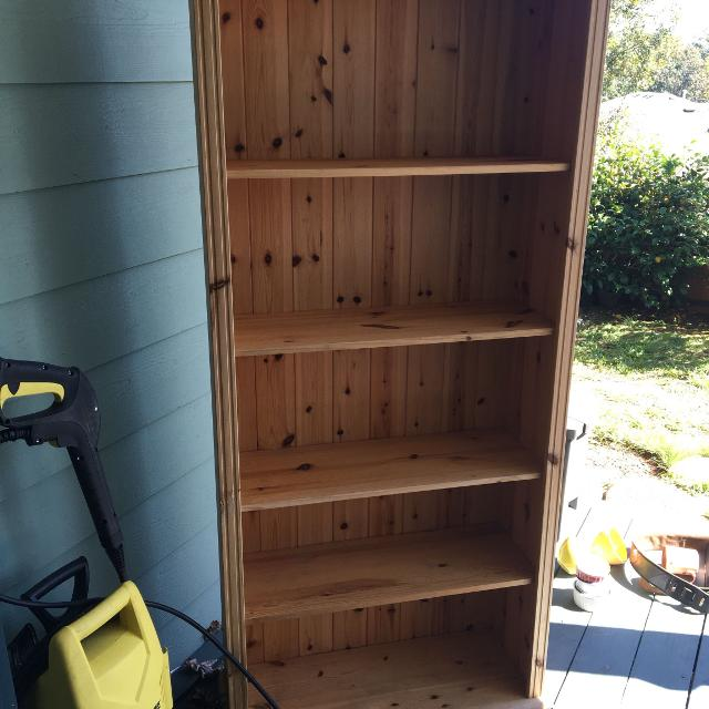 Find More Pine Bookshelf For Sale At Up To 90 Off