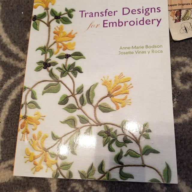Find More Transfer Designs For Embroidery Florals For Sale At Up To