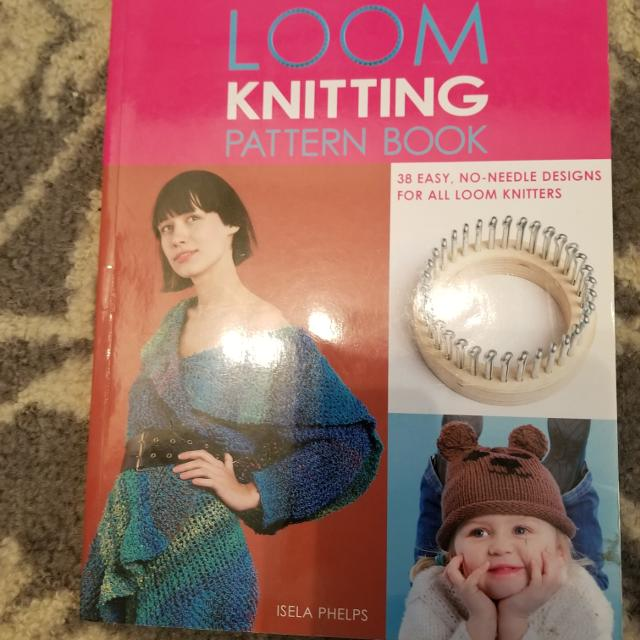 Find More Loom Knitting Pattern Book For Sale At Up To 90 Off