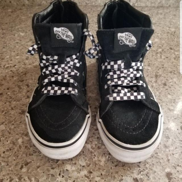 33802d53c8 Best Van Shoes Boys Size 1 for sale in Gilbert