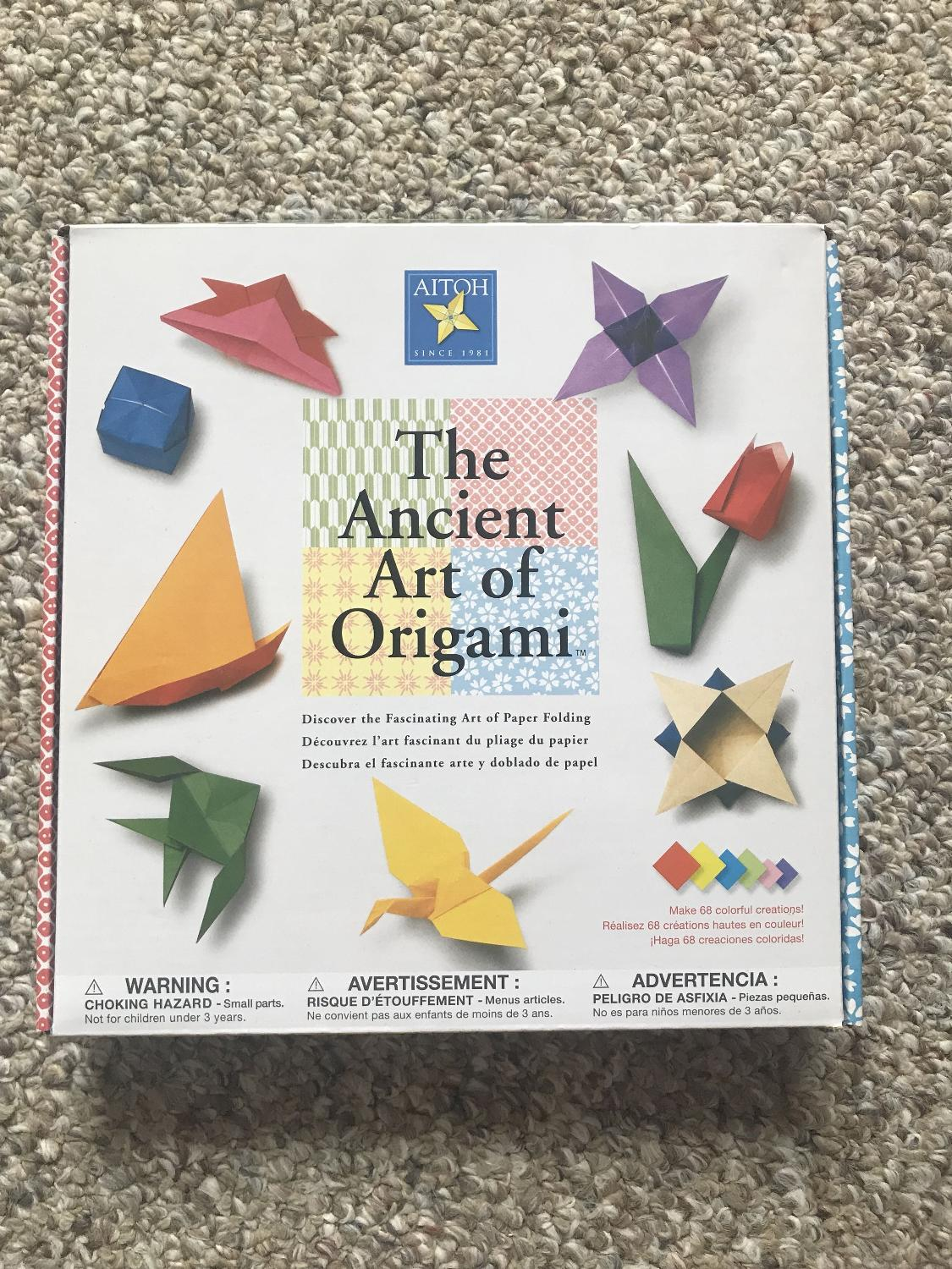 Origami Stars Papers 500 Paper Strips in Assorted Colors: 10 ... | 1500x1125