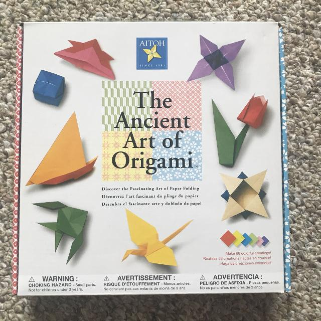 Best Origami Set Was 20 For Sale In Regina Saskatchewan For 2018