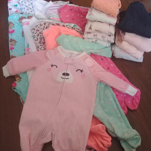 0aee243fd Best 19 Sleepers Size 3-6 - 6-12 Months for sale in Duncan