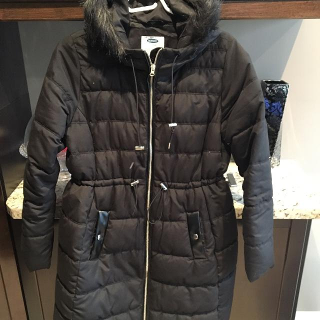 d1973cd41d767 Find more Old Navy Maternity Winter Jacket for sale at up to 90% off