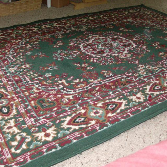 Accent Rug 43x62 4 Foot By 5