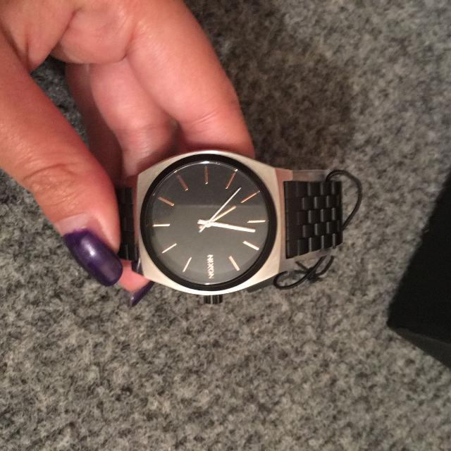 eb90a392f37 Best Women s Nixon Time Teller Watch for sale in Kitchener