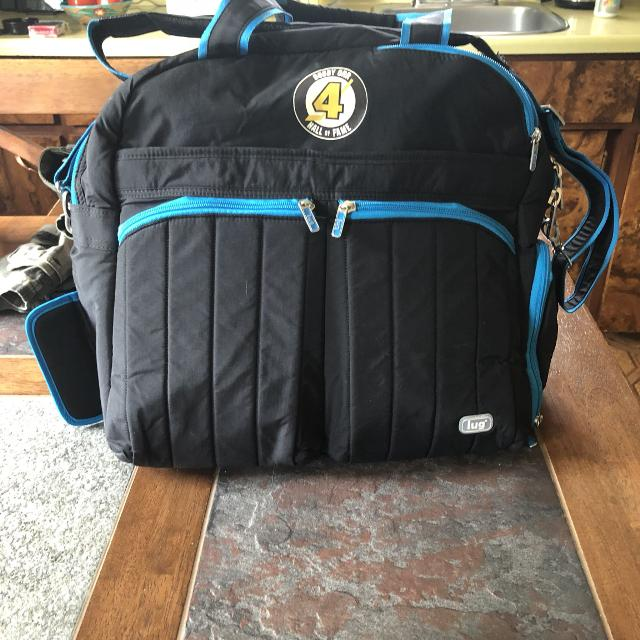 4fa821be28 Best Lug Boxer overnight gym  Duffle Bag. As New Condition for sale in The  Beaches