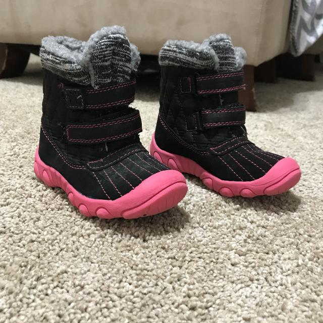 fa204b212 Find more Size 7 Toddler Winter Boots for sale at up to 90% off