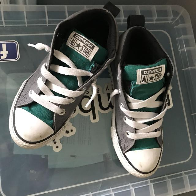0c7edf27048f Best Converse Kids Shoes Size 2 for sale in Clarington