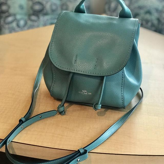 439340c32ca8 Find more Coach Derby Backpack for sale at up to 90% off