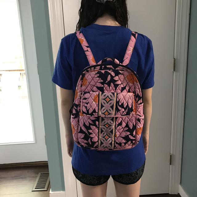 "04bcd805cf Find more Vera Bradley Small Backpack In ""loves Me"" Pattern ..."