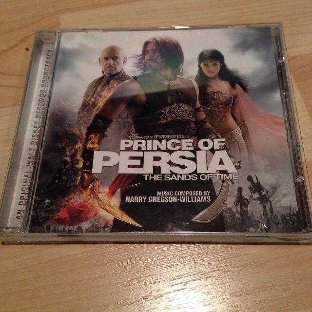 Find More Prince Of Persia The Sands Of Time Cd For Sale At Up To