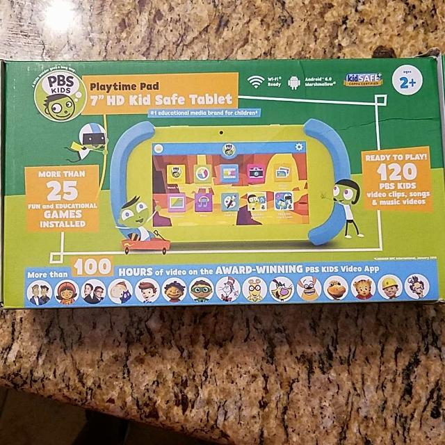 Find More Pbs Kids 7 Hd Kid Safe Tablet For Sale At Up To 90 Off