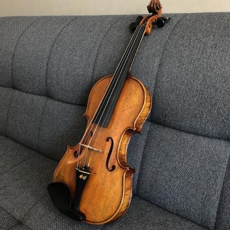 REDUCED - NEW Leonard Müller Violin... for sale  Canada