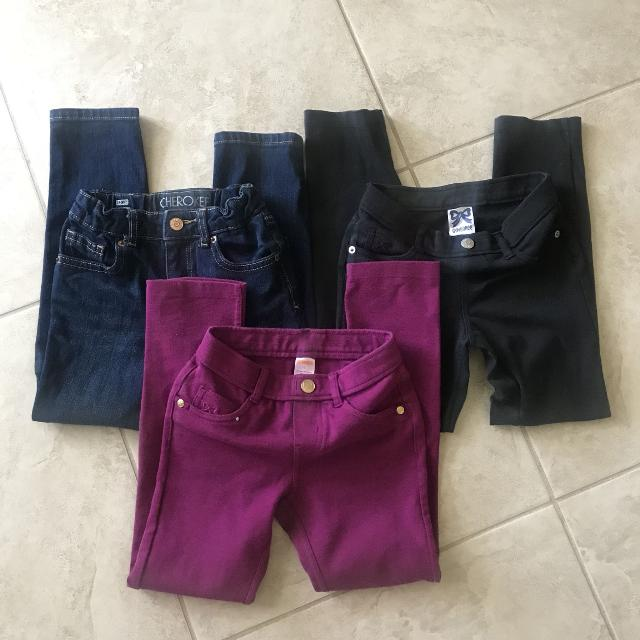 1b412b0df Find more Size 6/7 Gymboree And Target Girls Pants Jeggings Price Is ...